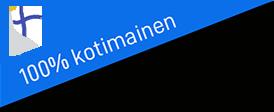 100% suomalainen